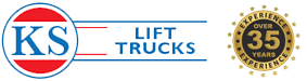 KS Lift Trucks – Fork Lift Hire, Sales & Repair Logo