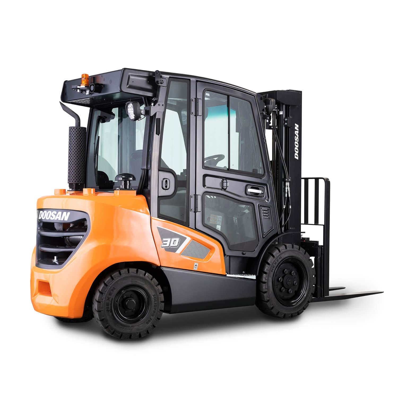 Doosan 9-Series 3.5 – 5.5 Tonne Forklift - KS Lift Trucks
