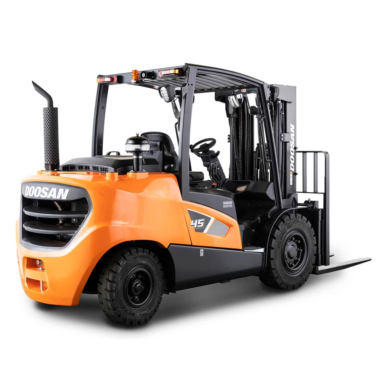 Doosan 9 Series Forklift Truck - KS Lift Trucks