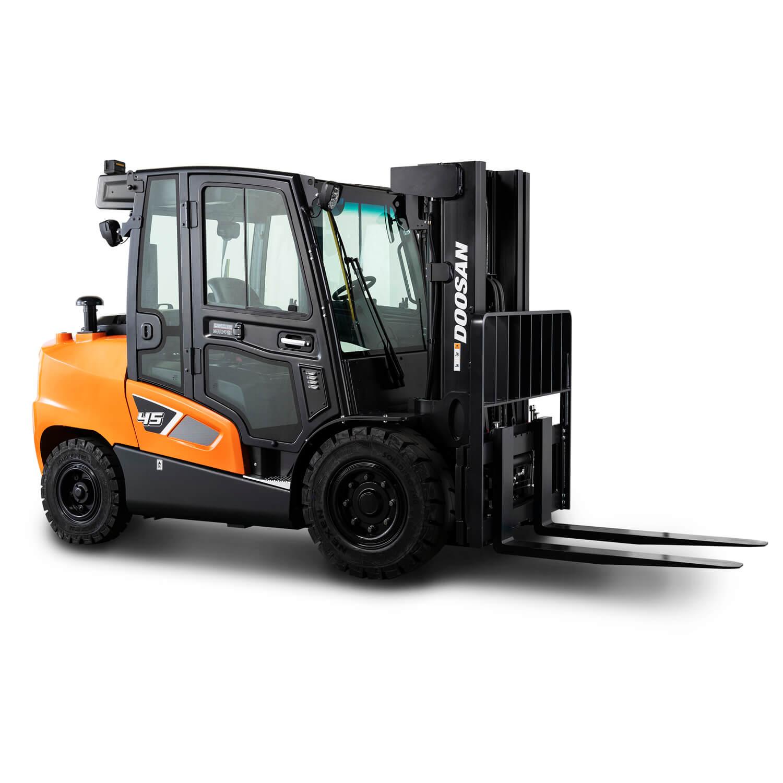 Doosan Diesel Forklift truck - KS Lift Trucks