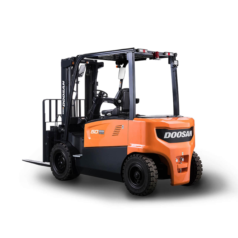 Doosan B45X-7 Range 4 – 5 Tonne Electric Forklift Trucks