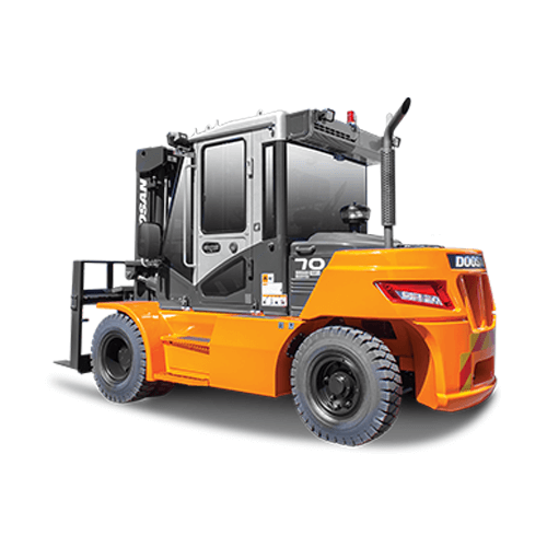 7 Series Doosan 6-7 tonne Fork Lift Truck