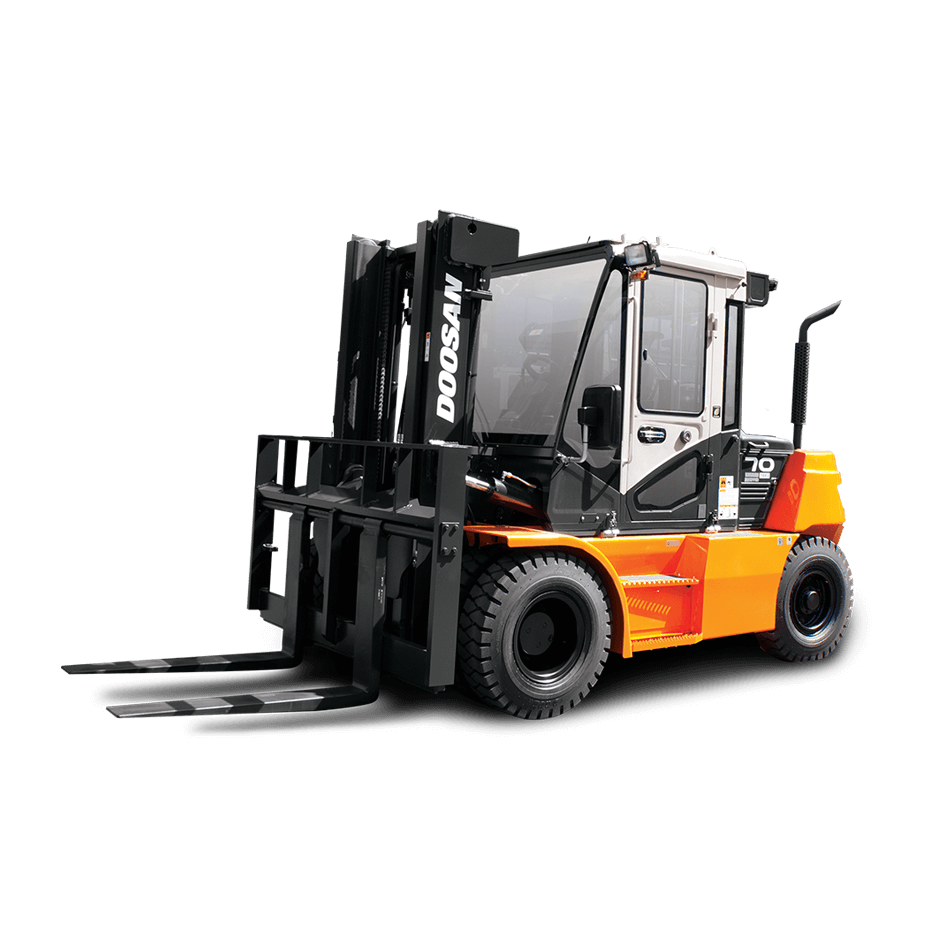 Doosan 7-Series 6 – 7 Tonne Diesel Forklift Trucks