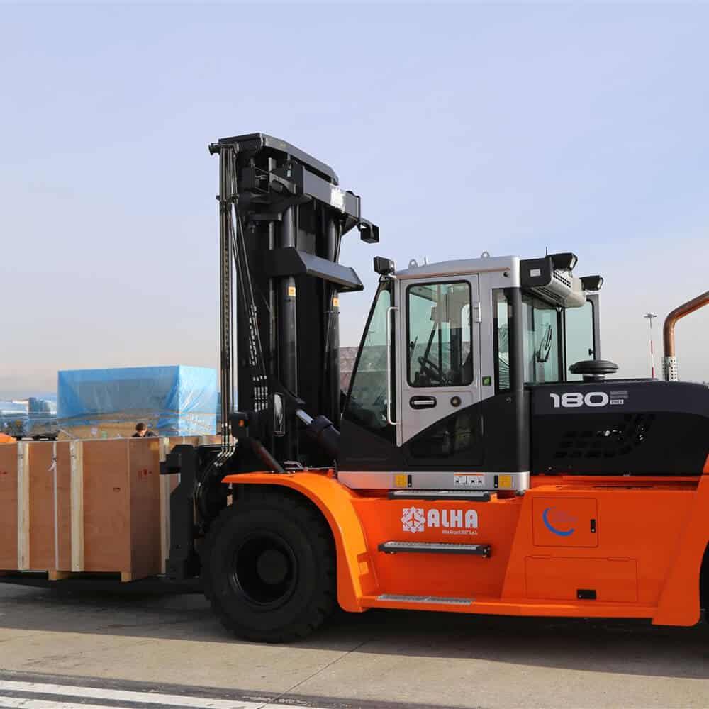 Doosan 7-series 10-25 tonne Diesel Forklift - KS Lift Trucks