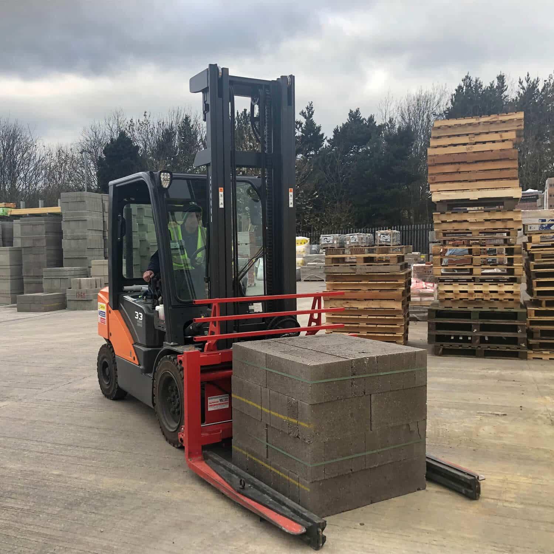 Doosan Forklift Truck - 9 Series - KS Lift Trucks