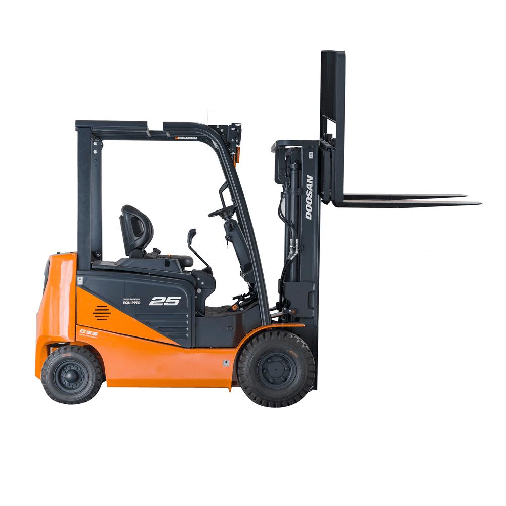 Doosan NXE Series Electric Forklift Trucks