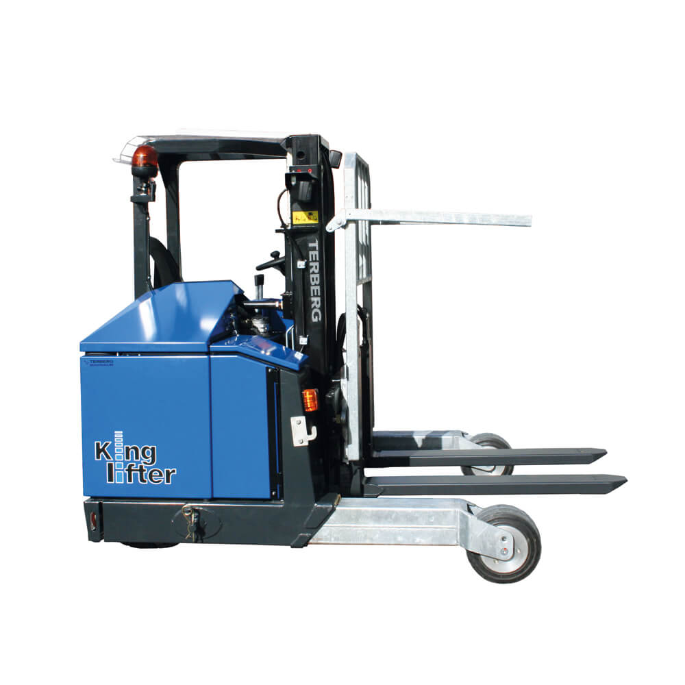 Terberg Compact Kinglifter Truck side viewpoint