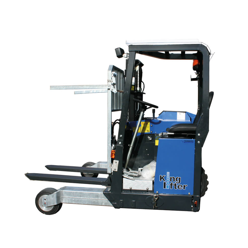 Terberger King lifter Side view